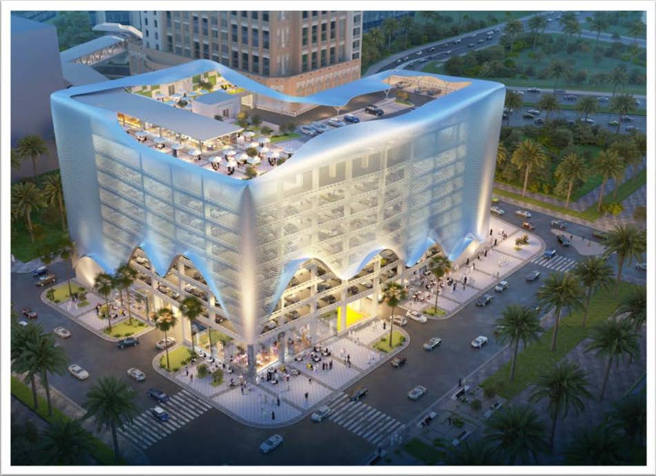 Construction of Multi-Storey Car Park